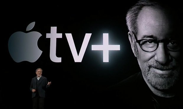 Компания Apple представила видеосервис Apple TV + и платежный сервис Apple Card с кешбэком